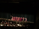 Il trovatore cast curtain call after part 1, 14.08.2015
