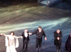 Otello cast at curtain call