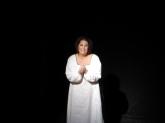 Sondra Radvanovsky (Anna Bolena) at curtain call