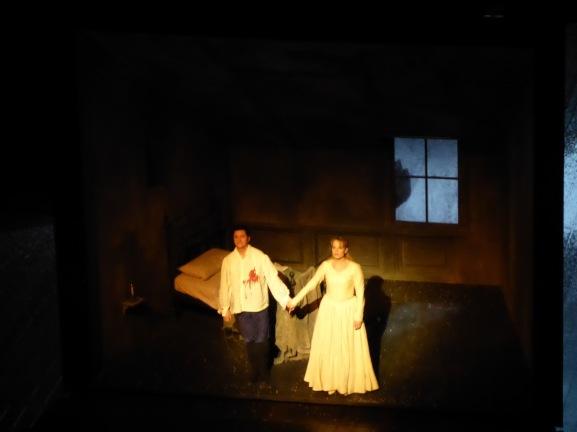 Piotr Beczala and Elīna Garanča, Werther, Opera Bastille