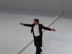 Thomas Hampson, South Pole, Bayerische Staatsoper, July 5th, 2016