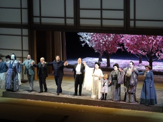 Cast, Madama Butterfly, La Scala