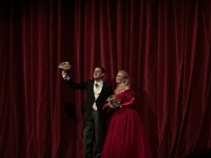 Florez and Fally, La Sonnambula, Vienna