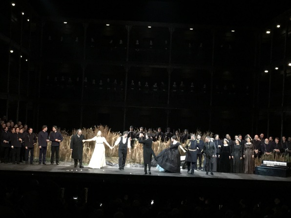 Cast of Lohengrin, ONP