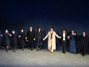Cast of Werther, Liceu