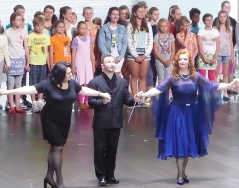 Elena Pankratova, Kirill Petrenko, Ricarda Merbeth