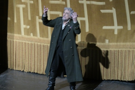 Placido Domingo, Luisa Miller, The Met
