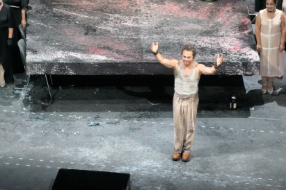 Roberto Alagna as Samson
