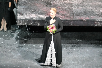 Elīna Garanča debut as Dalila